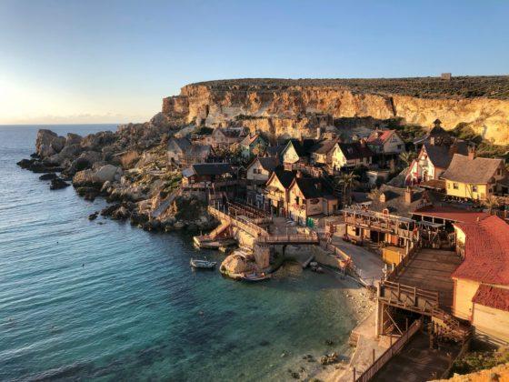 Malta beaches, best beaches in malta