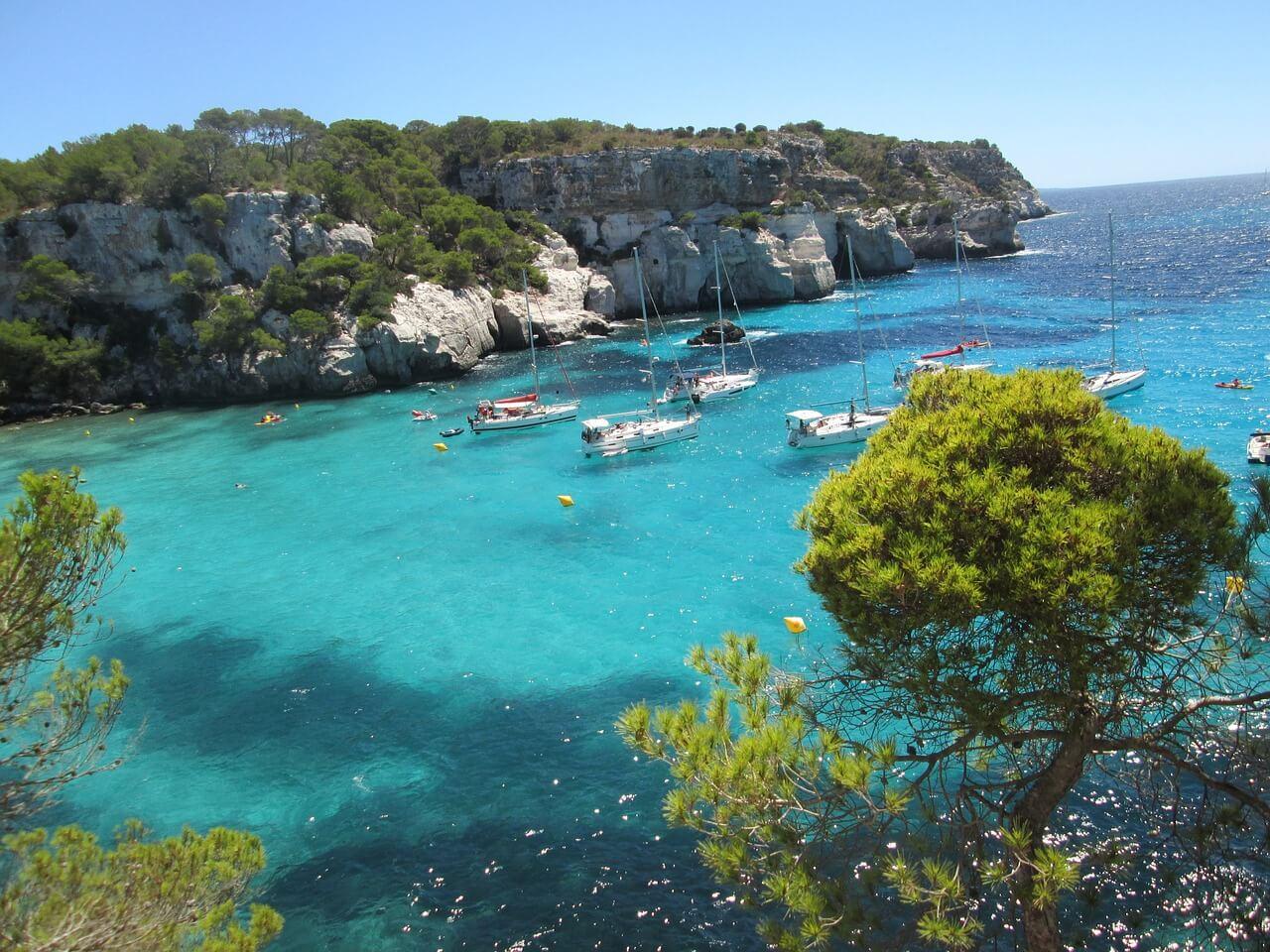 menorca click and boat blog