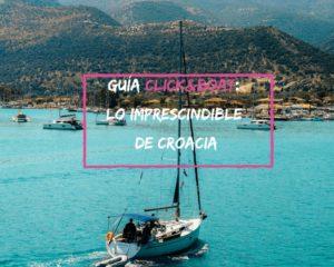 alquiler de barcos croacia