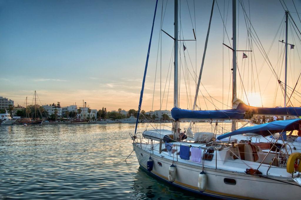 alquiler de veleros en Baleares