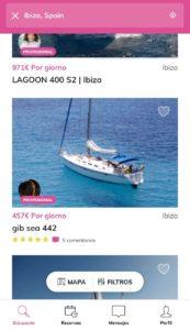 click&boat aplicacion