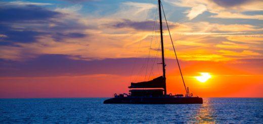 alquiler catamarano antillas