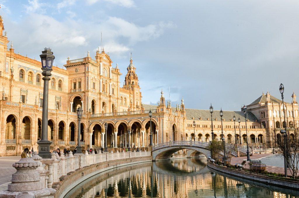 uno de los rincones más conocidos de Sevilla