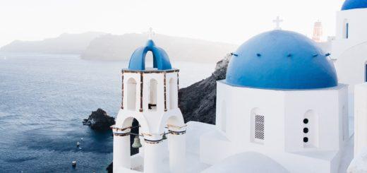Visitando Santorini