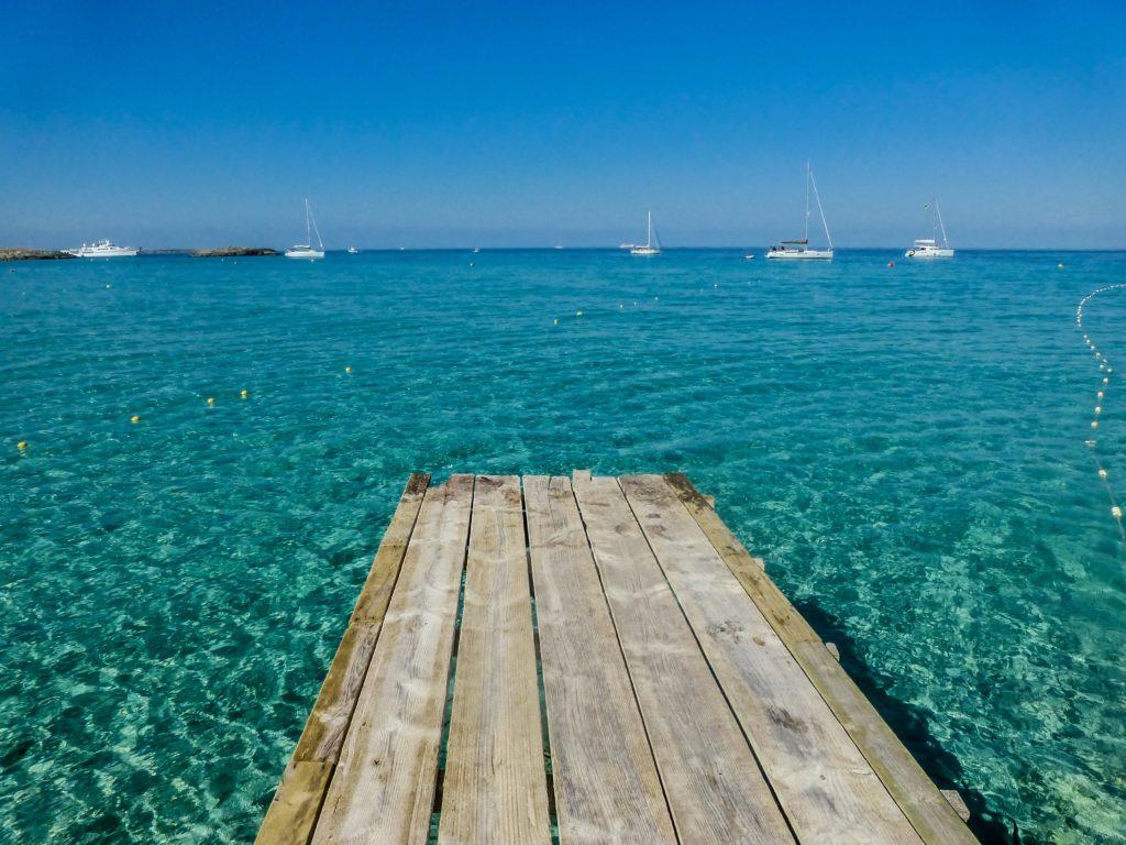 Alquiler barcos Formentera