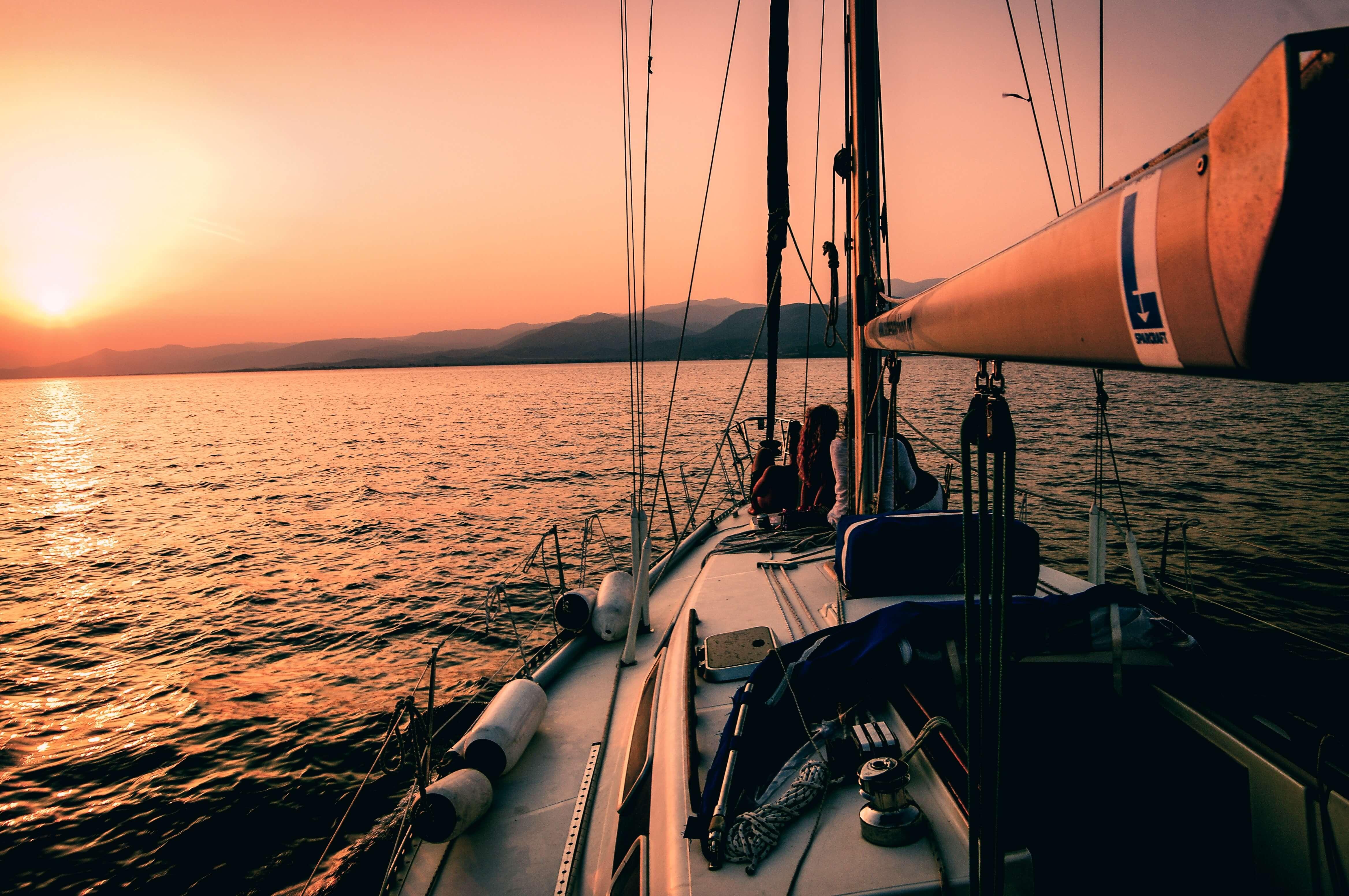 alquilar un velero