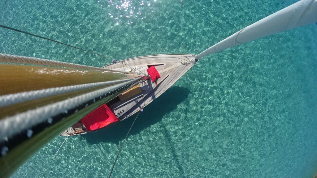 alquilar veleros en Croacia