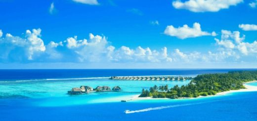 Nochevieja en Maldivas