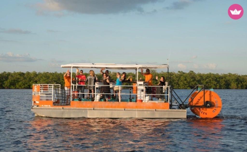 alquiler de barcos Miami