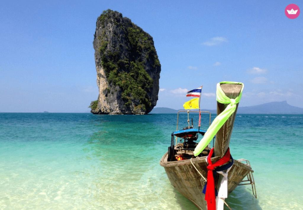Vacaciones originales en Asia