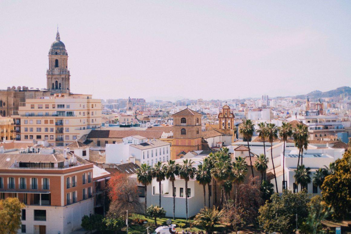 pasar el día de los enamorados en Málaga