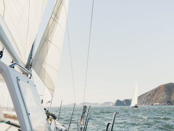 mareo en barco