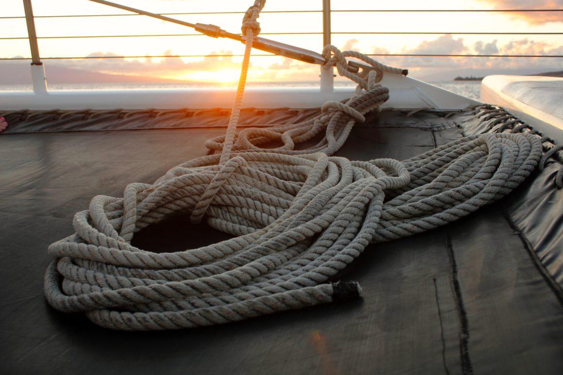 Nudos marineros básicos