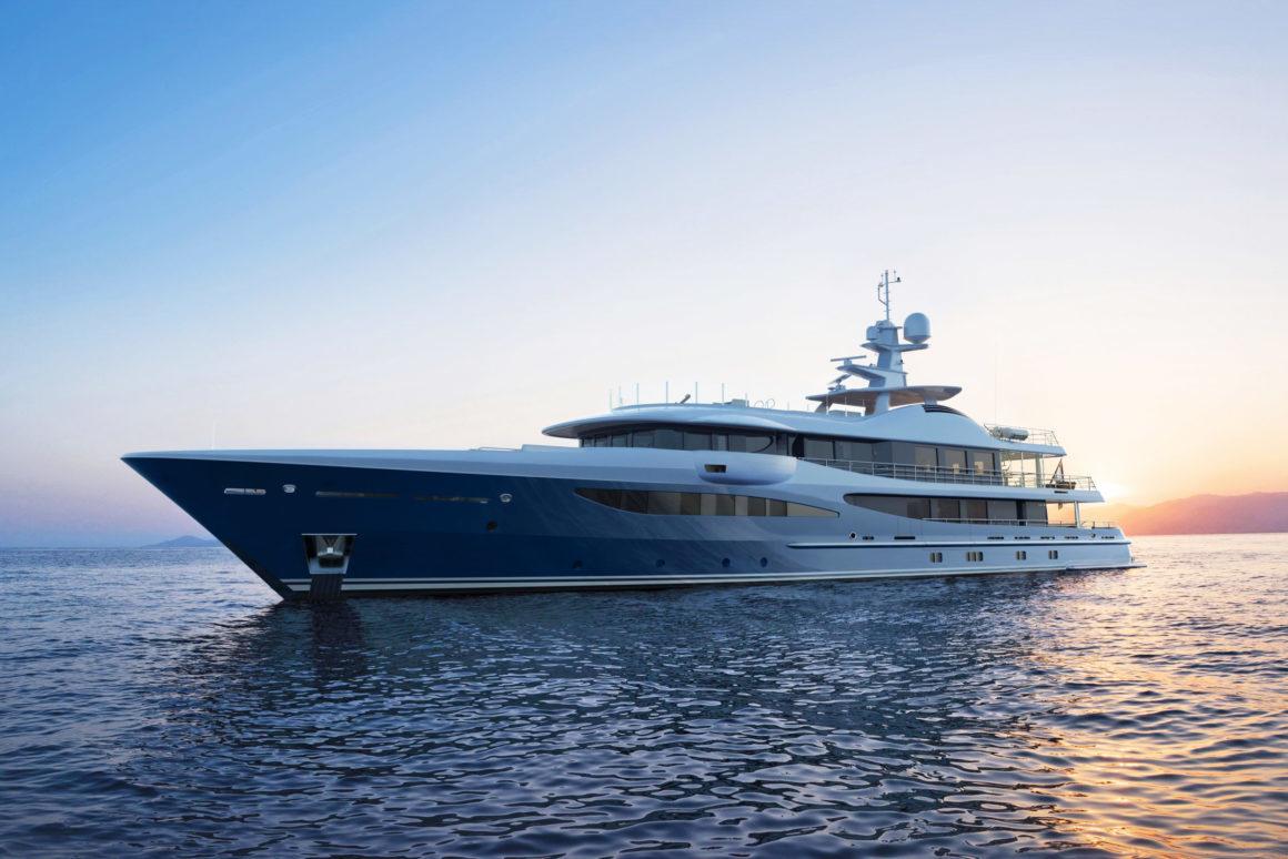Otro de los yates lujosos que alquilar en Cannes