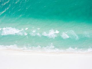 Vista aérea de Florida