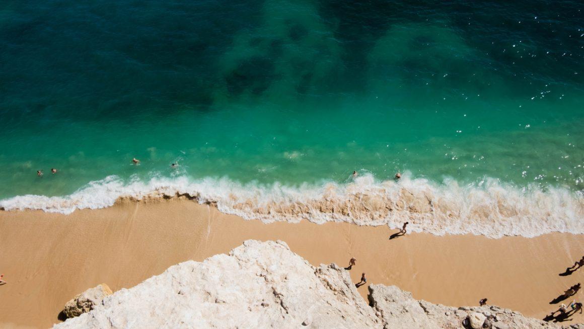 Algunas de las mejores playas de Portugal están ubicadas en el Algarve