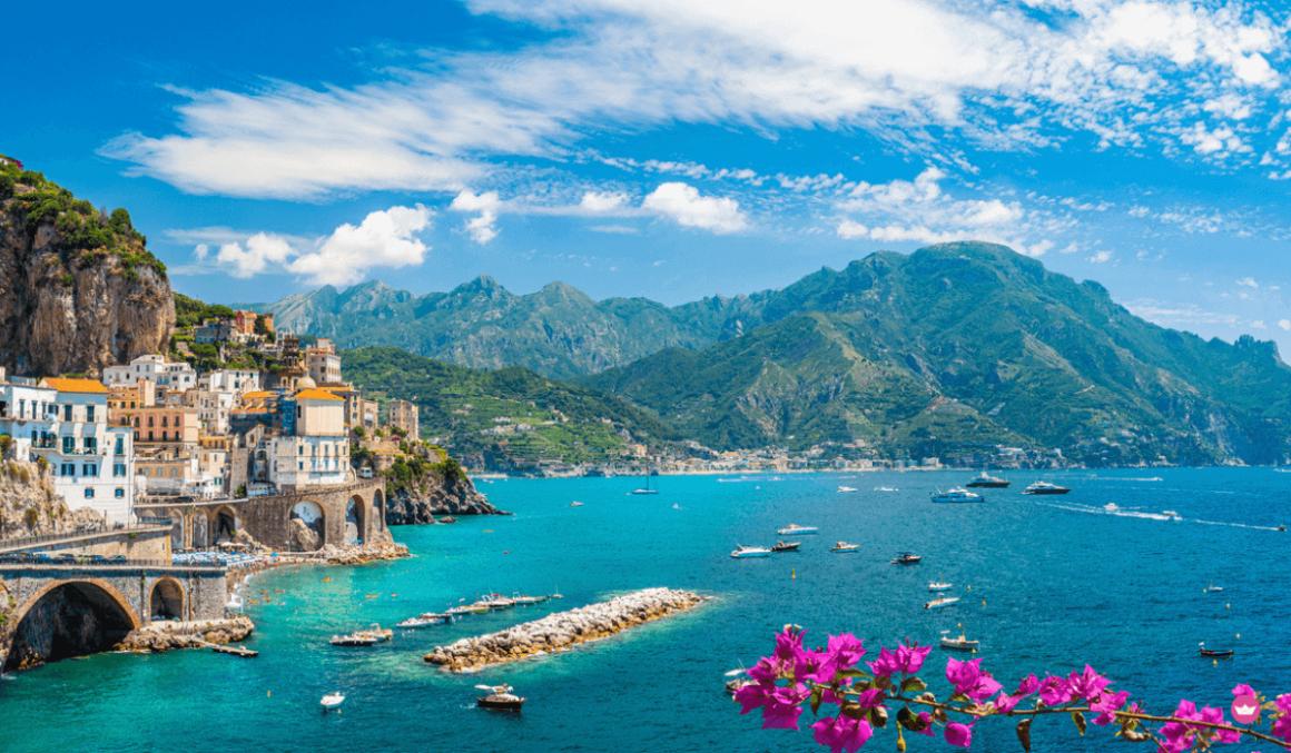 vacaciones en Italia