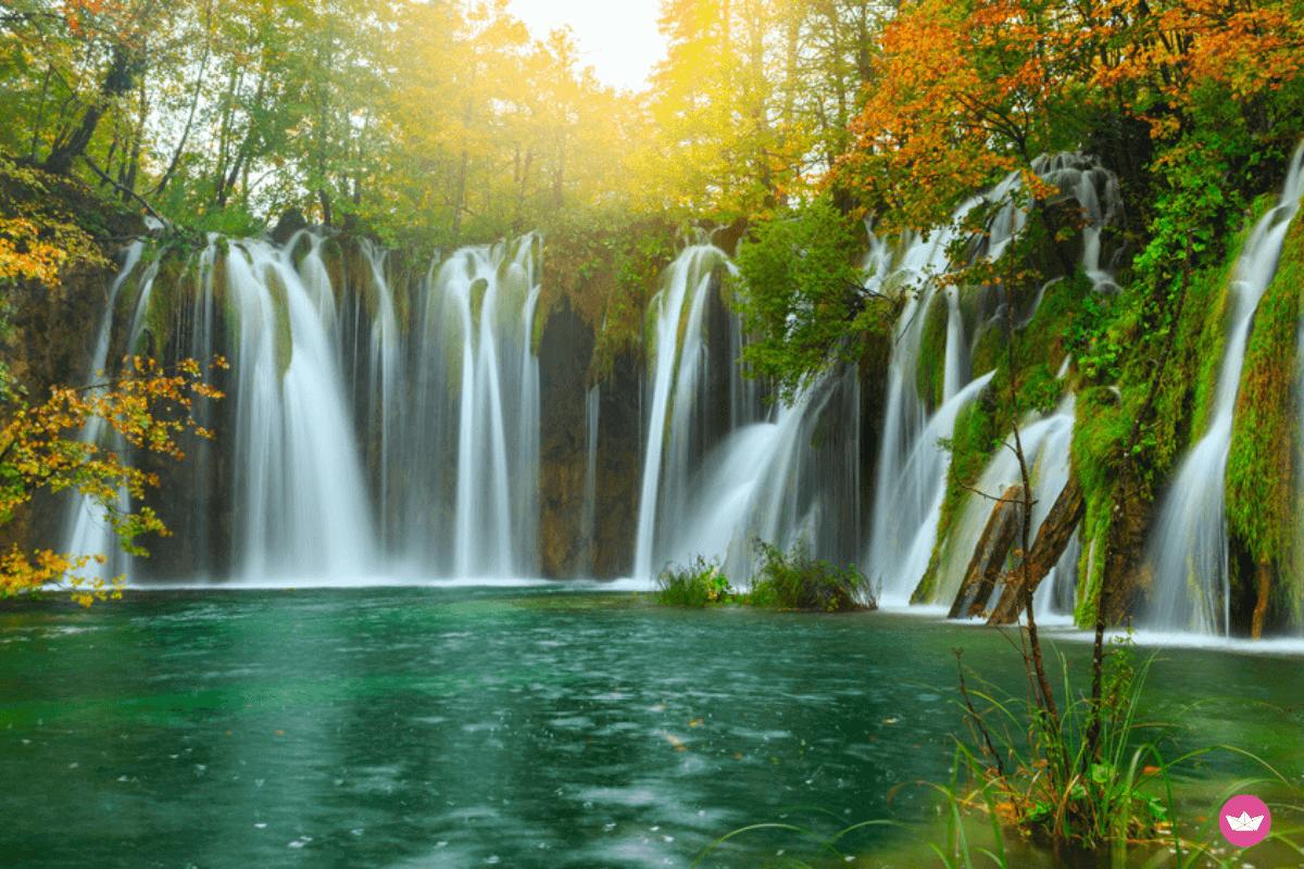 cascate parco nazionale di plitvice
