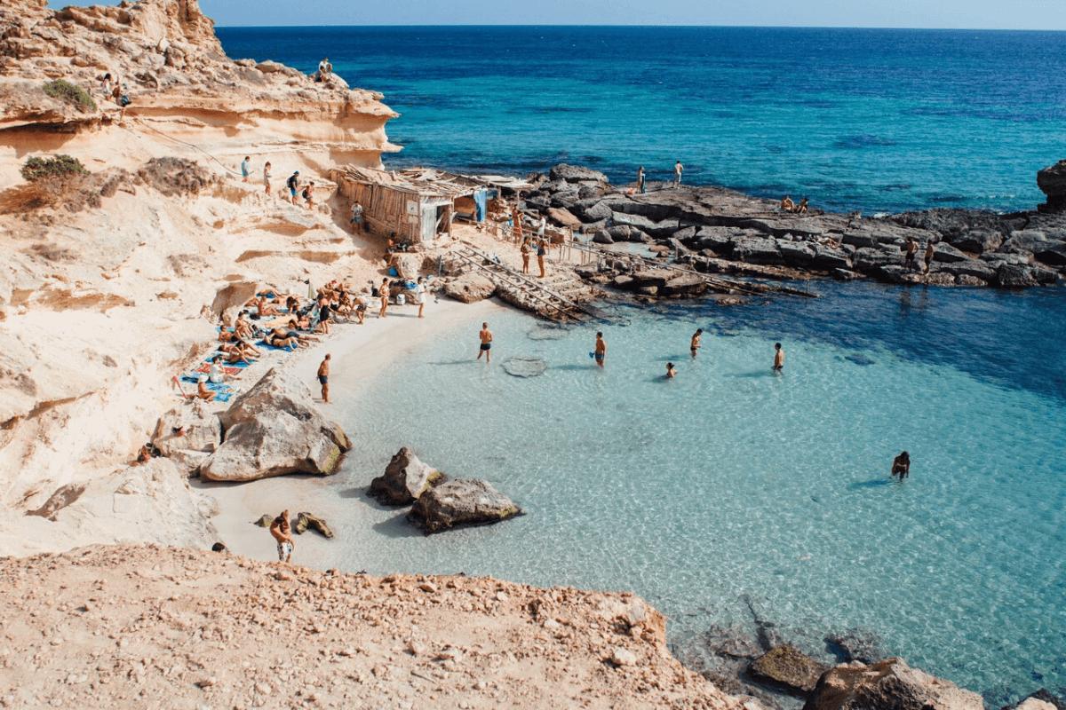 top 8 spiagge delle Baleari