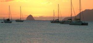 Noleggio barche Martinica