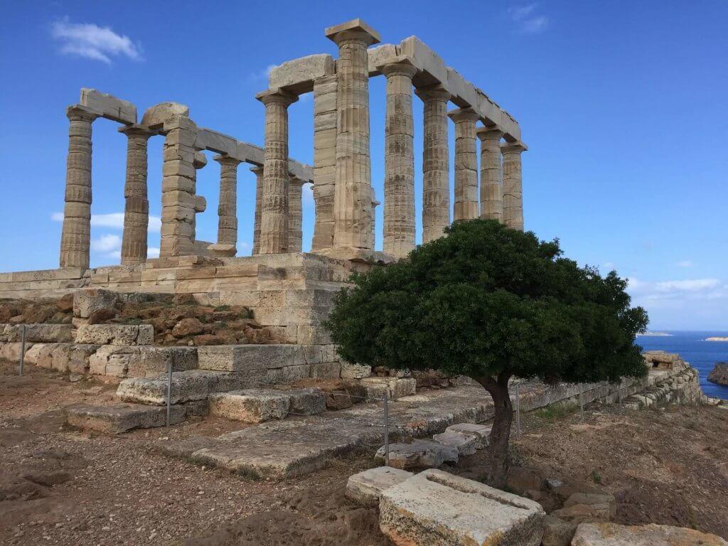Tempio di Sounion