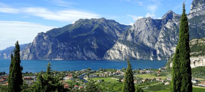 Lago di Garda, Riva del Garda