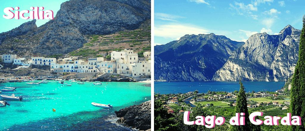Sicilia e Garda