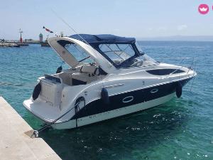 barca a motore Croazia
