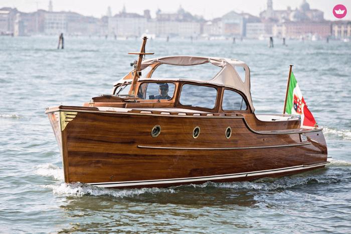 noleggio barca a motore venezia