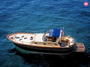 noleggio barche positano