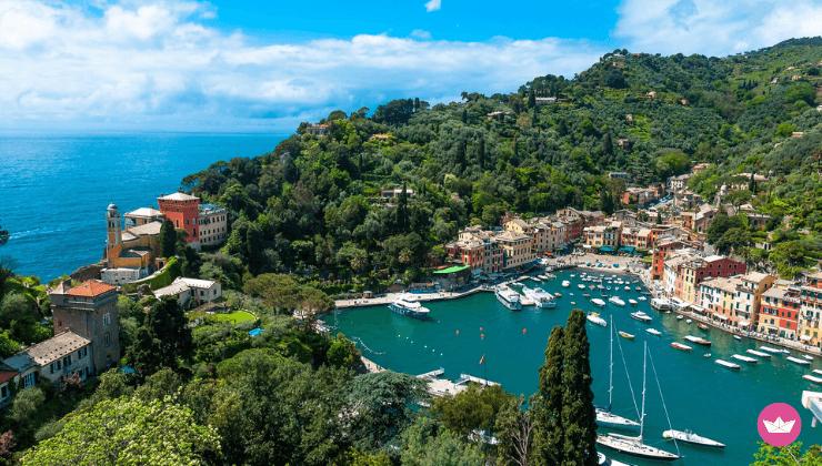 noleggiare una barca a Portofino