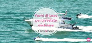 noleggio yacht clickandboat