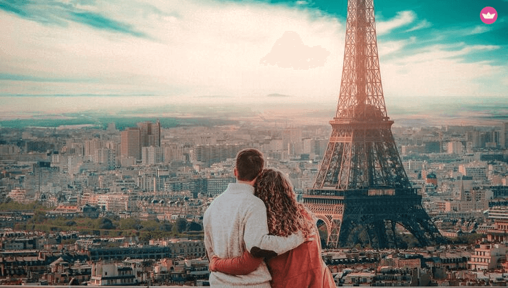 viaggiare in coppia a parigi