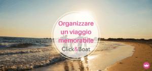 viaggio con click and boat