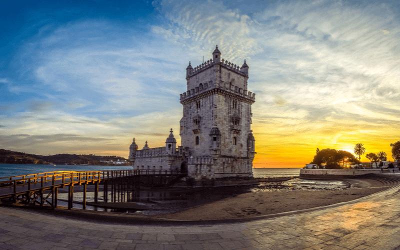 Lungomare di Lisbona