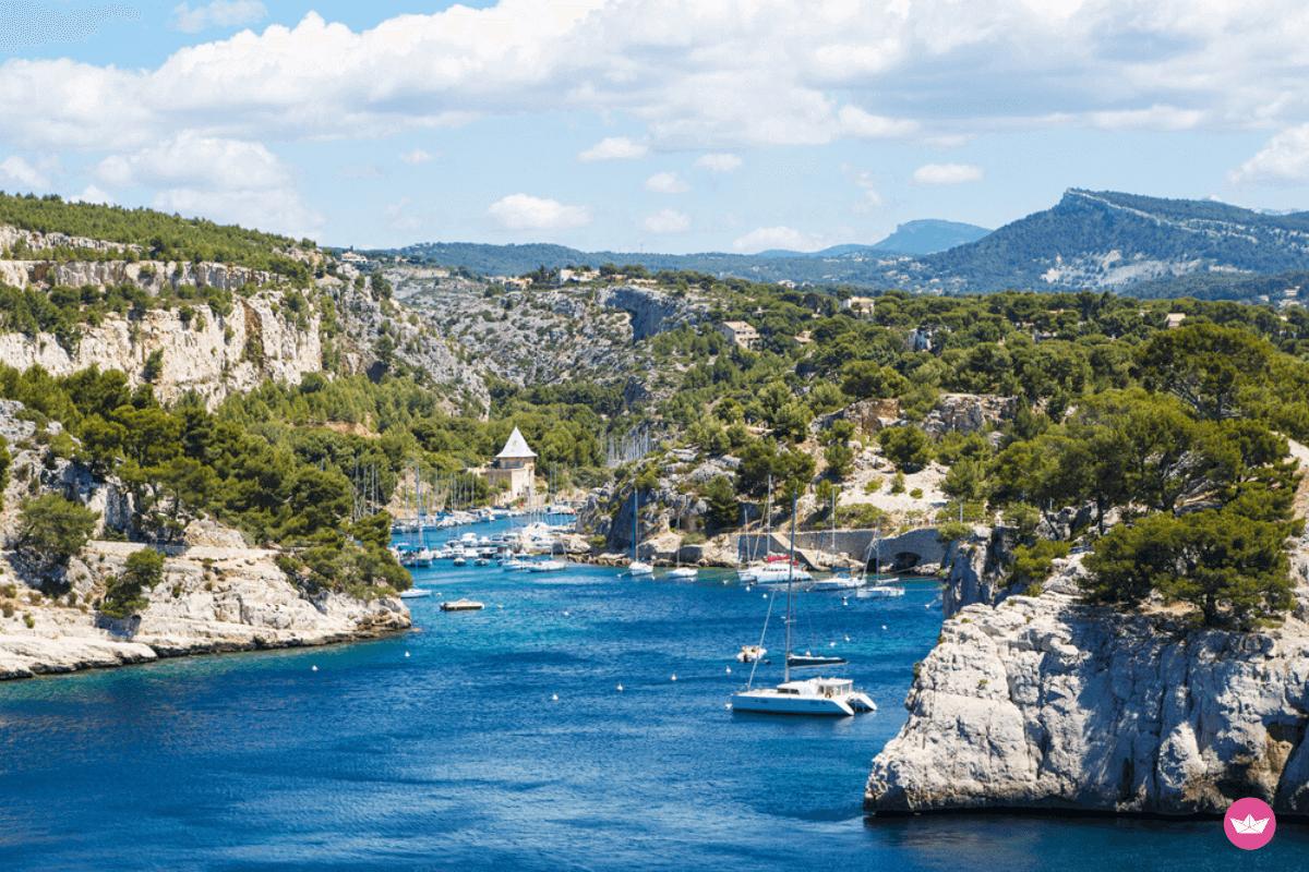 vacanze nel sud della francia