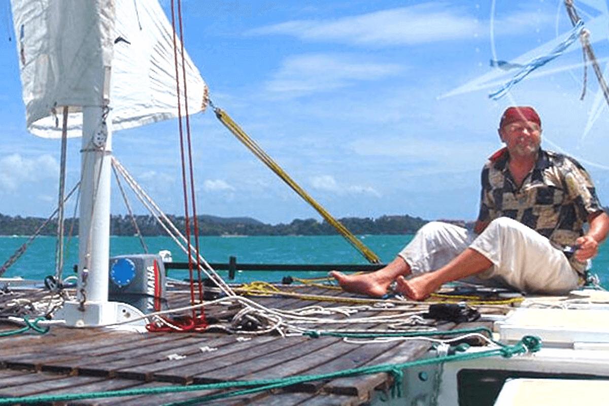 noleggio catamarano in thailandia