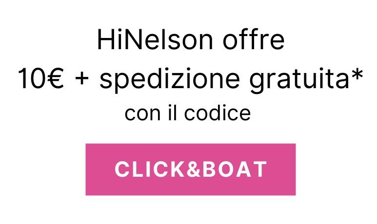 codice sconto HiNelson