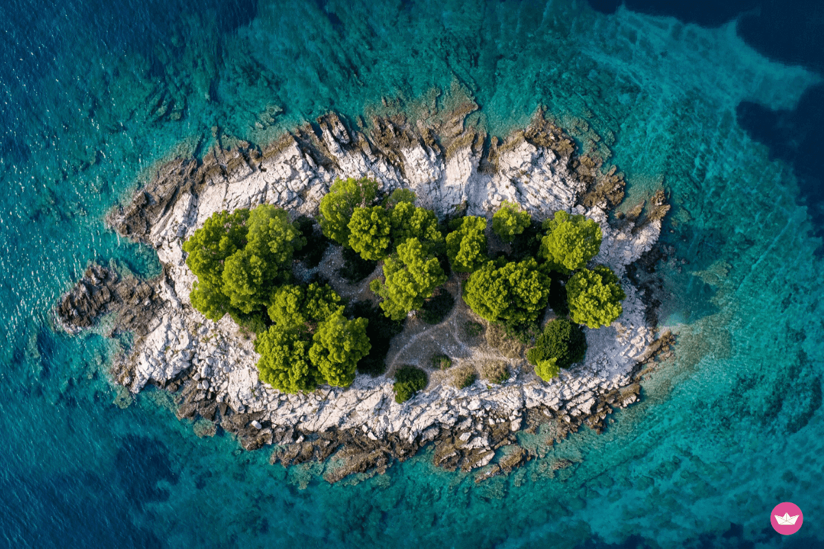 vacanze isola in croazia