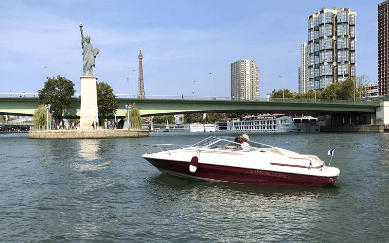 tour in barca a parigi