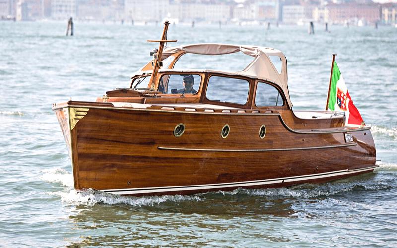 noleggio barche a venezia