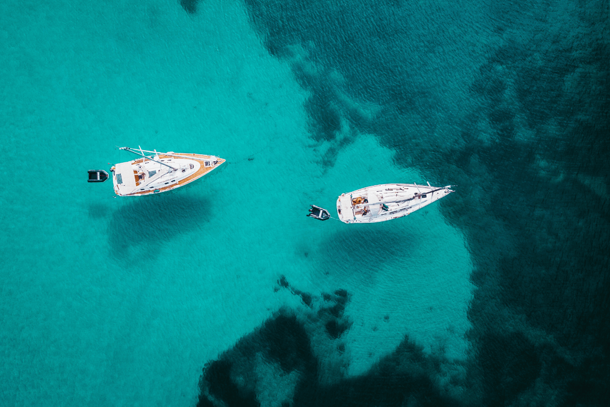 idee di viaggio in barca