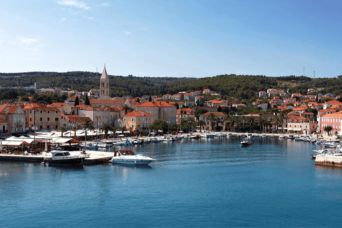noleggio barche in croazia