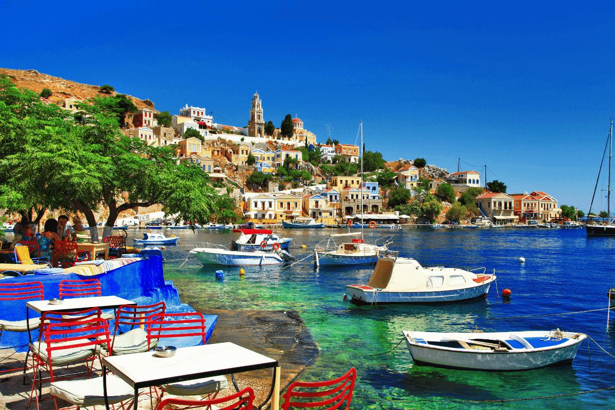 noleggio barche in grecia