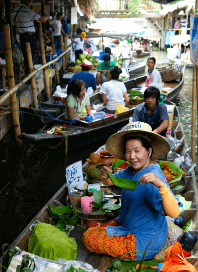 mercato di bangkok