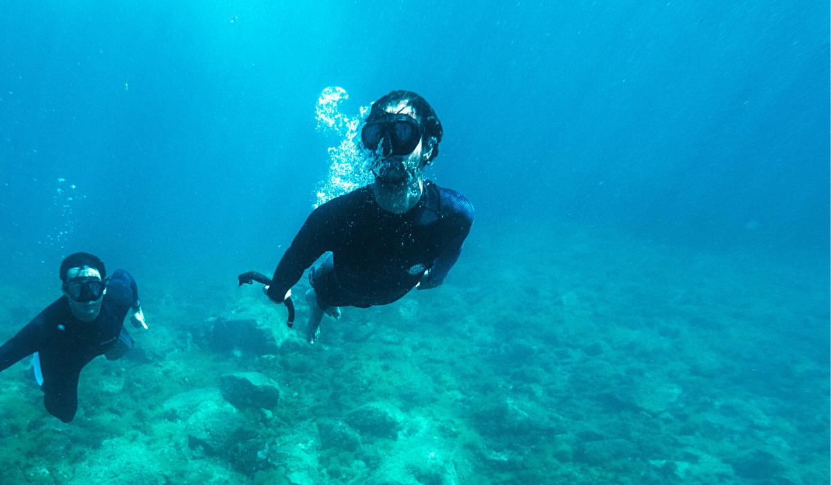 dove fare immersione nel mediterraneo