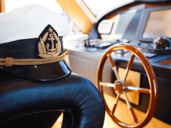 berretto del capitano