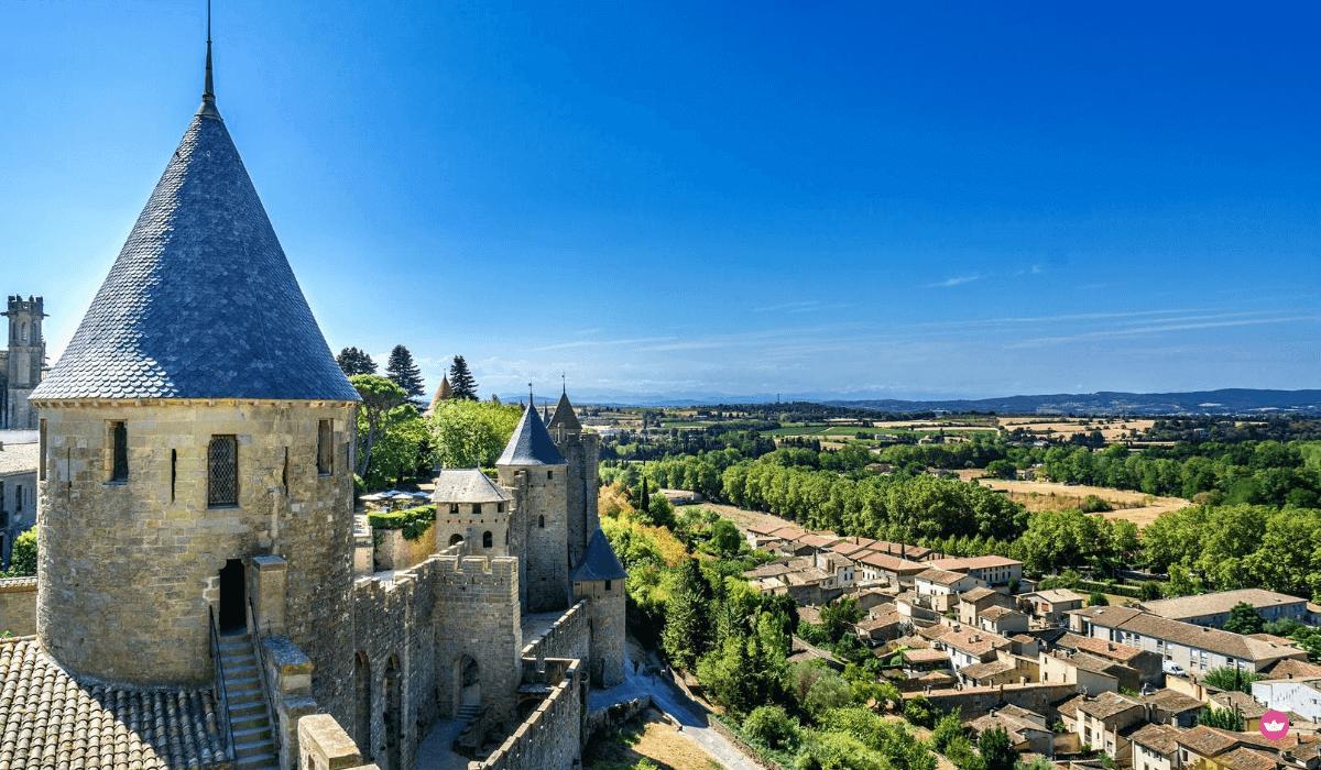 panoramica carcassonne