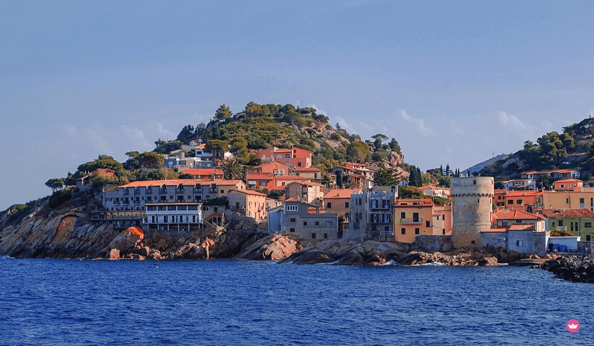 vacanze all'isola del giglio