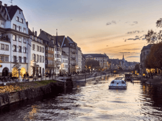 fiume a strasburgo